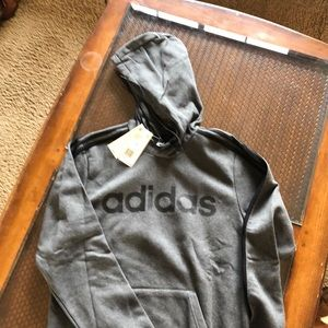 Rand new ADIDAS Hooded sweatshirt